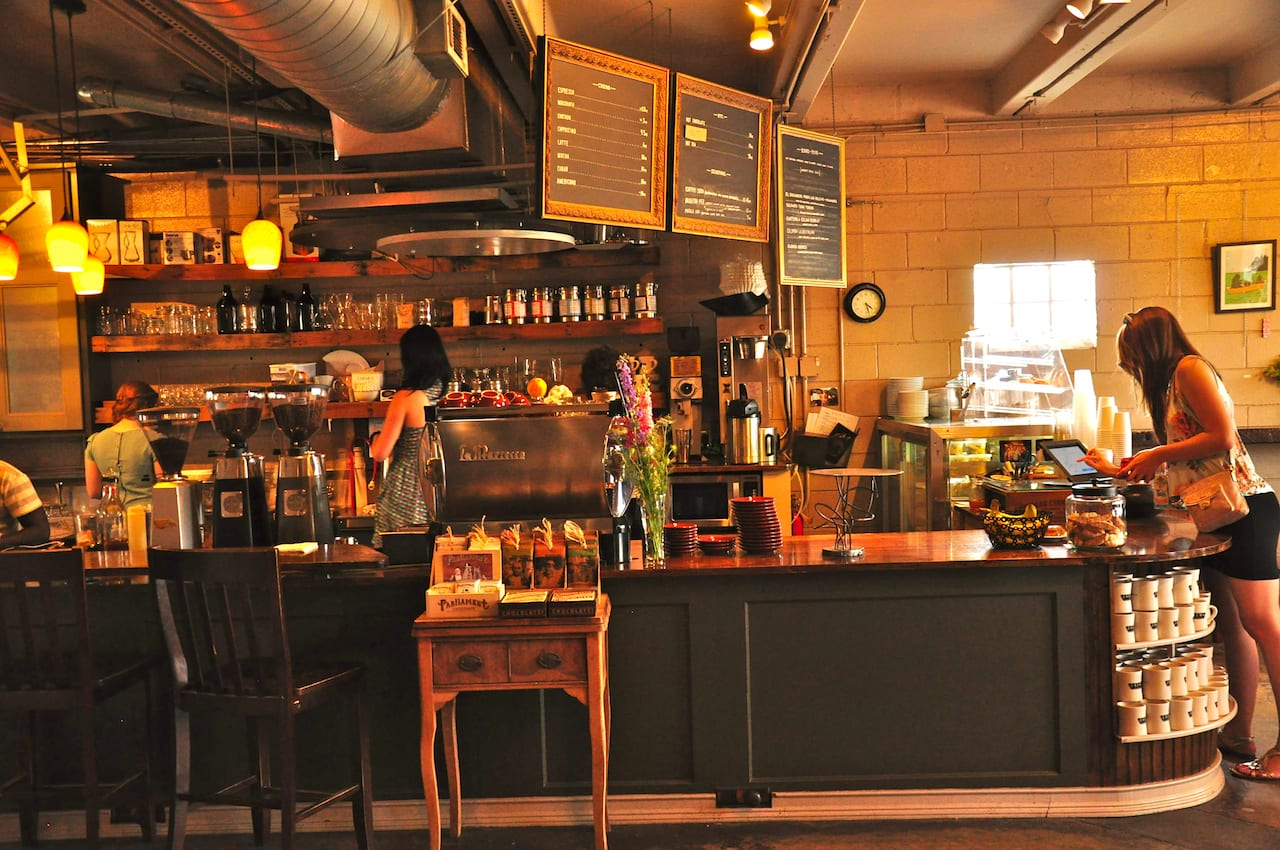 Cafe Review Crema In Nashville The Coffee Compass