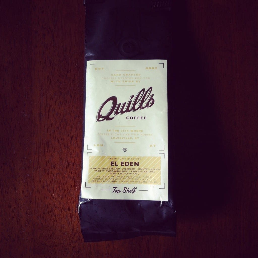 Quills Coffee El Eden