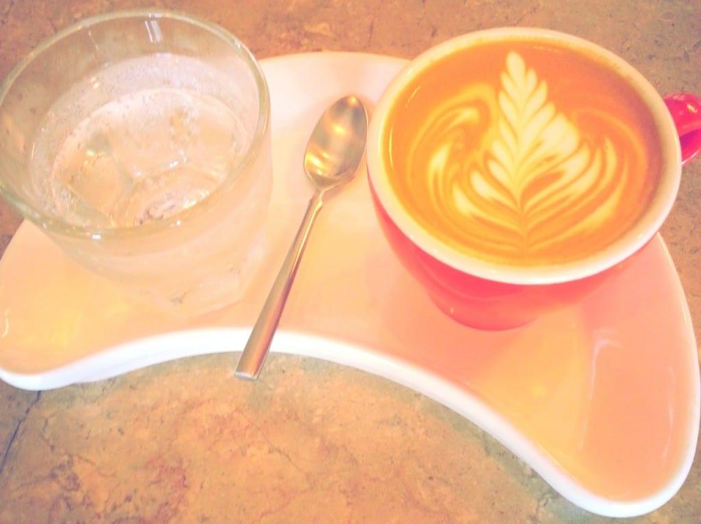 comet coffee cappuccino