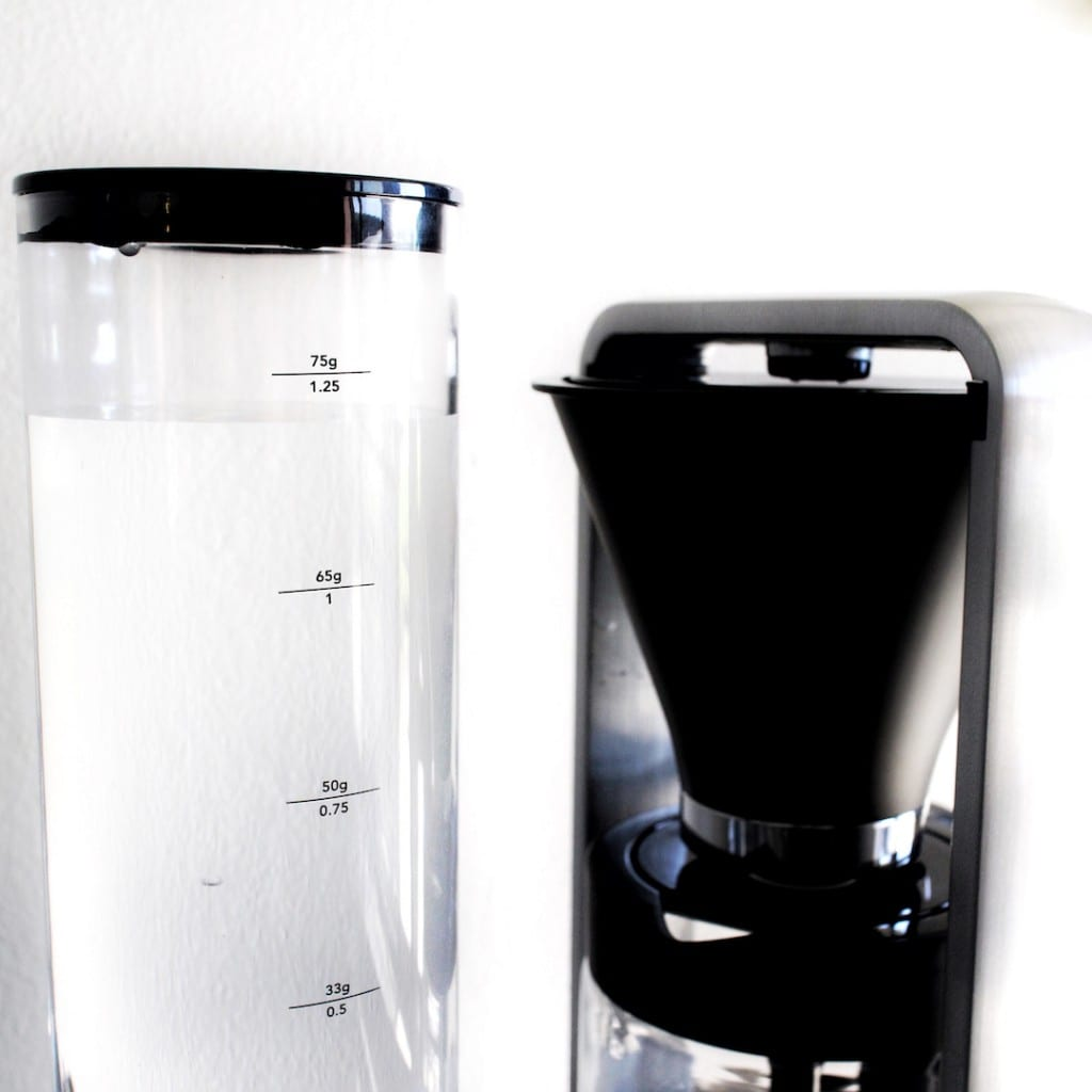 Wilfa Precision Coffee Maker How To Use : Meet the Coffee Maker Baristas Dream About The Coffee Compass